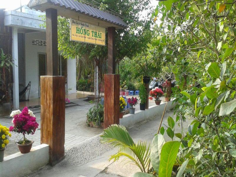 Ben tre hotels vietnam hotels in ben tre for Jardin du mekong homestay