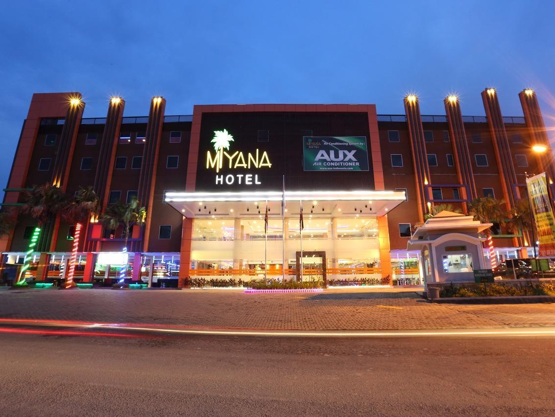 ミヤナ ホテル