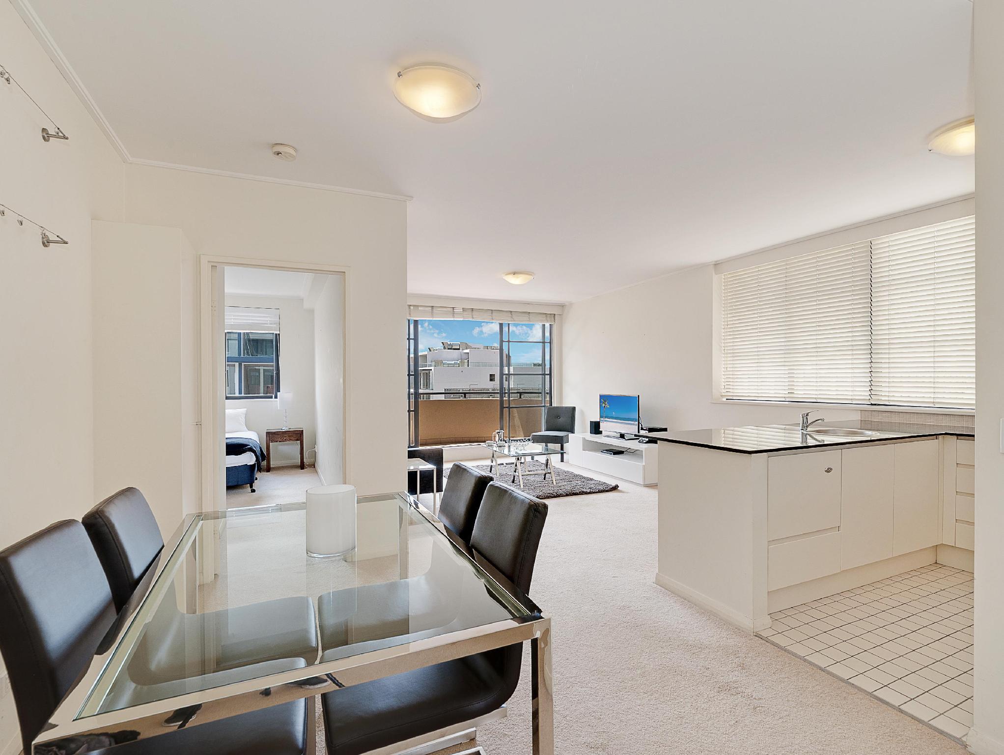 Wyndel Apartments Apex - Hotell och Boende i Australien , Sydney