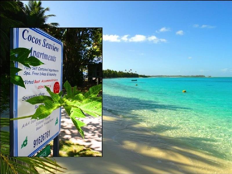 Cocos Seaview Apartments - Hotell och Boende i Australien , Cocos (Keeling) Islands