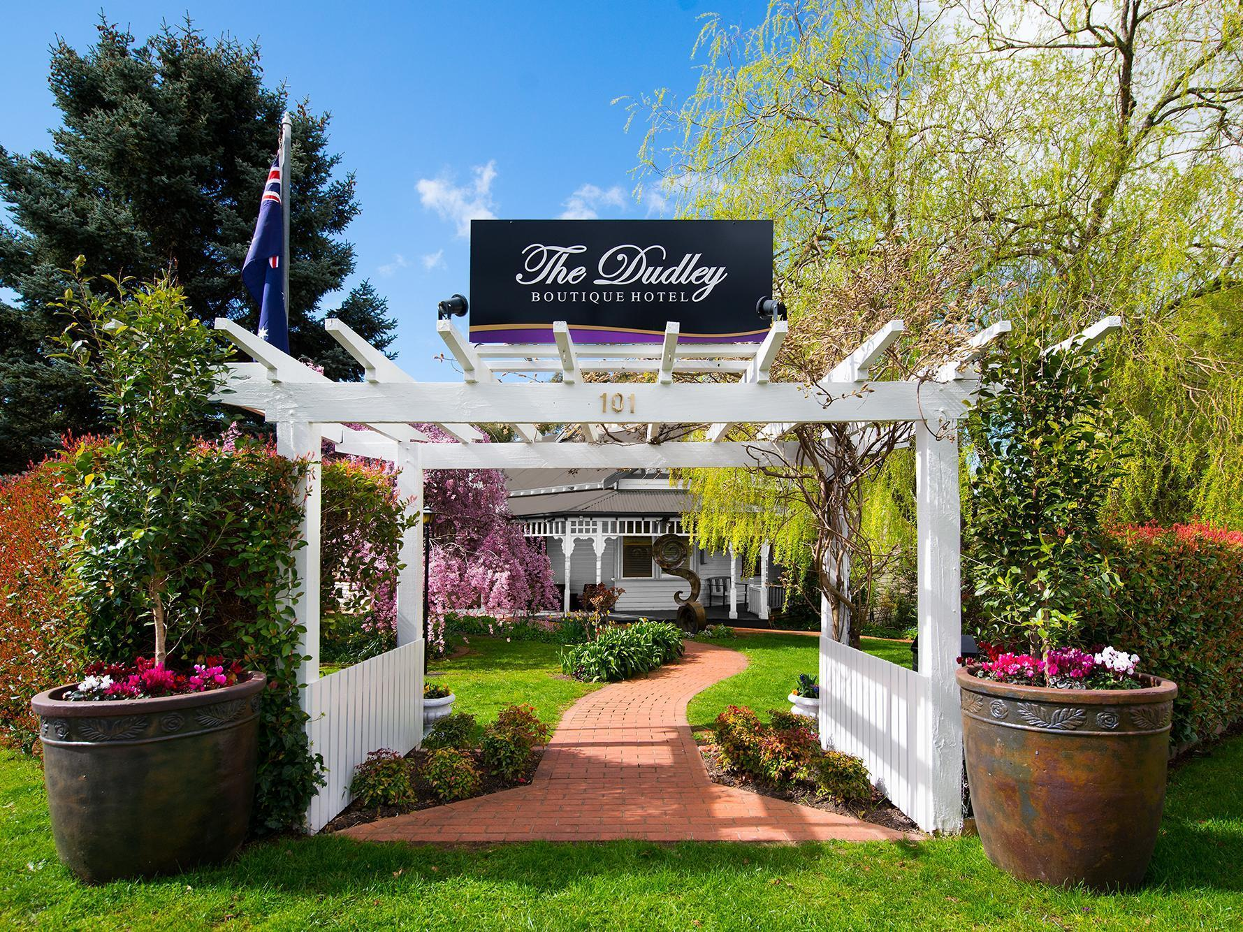 The Dudley Boutique Hotel - Hotell och Boende i Australien , Daylesford and Macedon Ranges