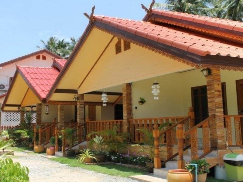 Laemsing View Resort - Hotels and Accommodation in Thailand, Asia