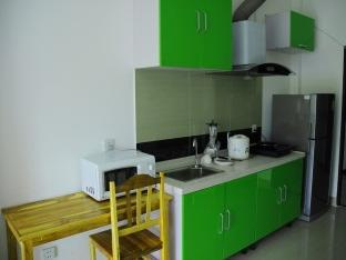Bethany Apartment В'єнтьян - Кухня