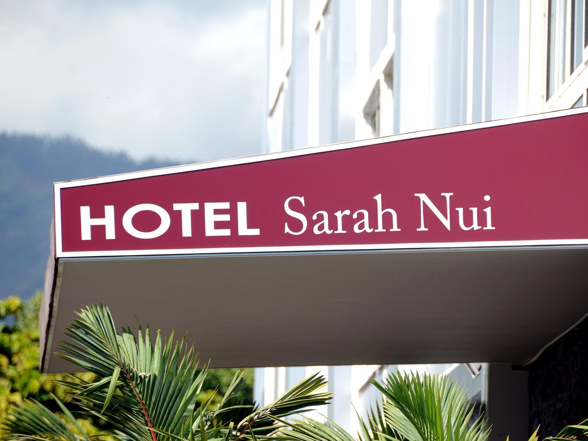 Hotel Sarah Nui - Hotels and Accommodation in French Polynesia, Pacific Ocean And Australia