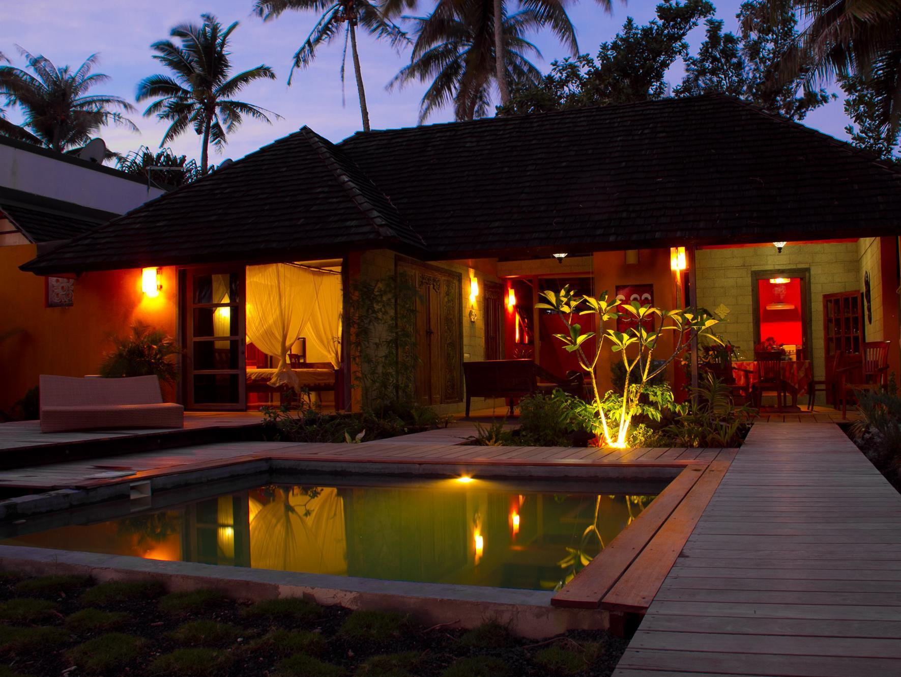 Villa Mitirapa - Hotels and Accommodation in French Polynesia, Pacific Ocean And Australia