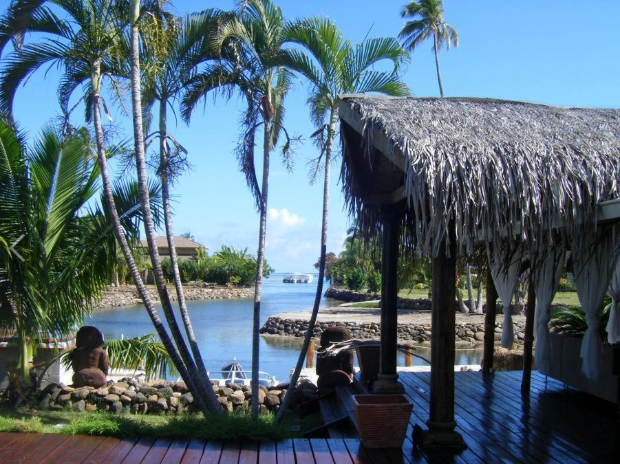 Tiahura Dream Lodge Moorea Island