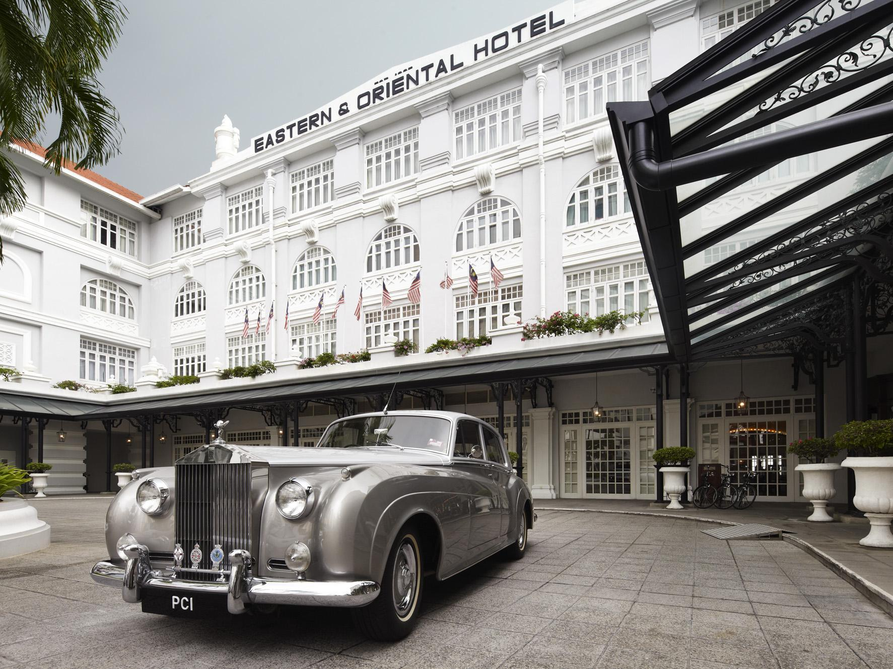 Eastern And Oriental Hotel - Hotels and Accommodation in Malaysia, Asia