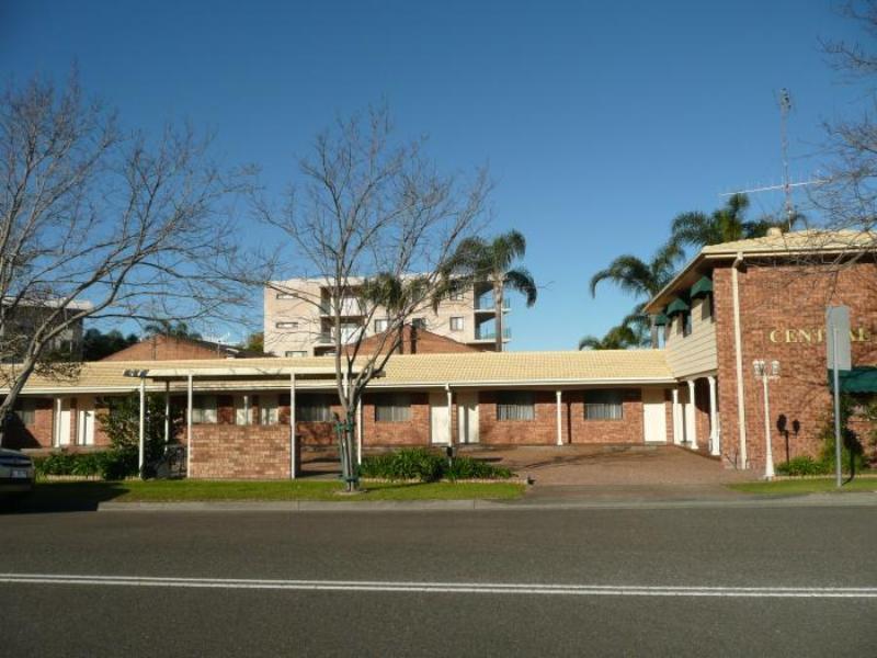 Central Motel - Hotell och Boende i Australien , Port Stephens