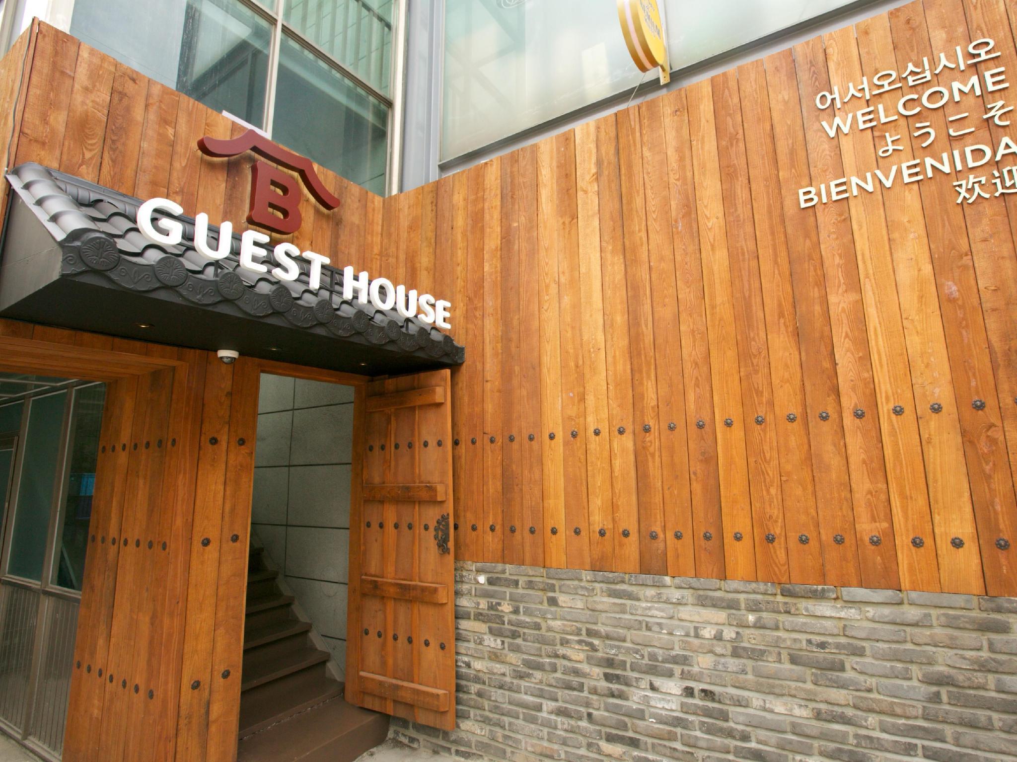 Hongdae B Guesthouse