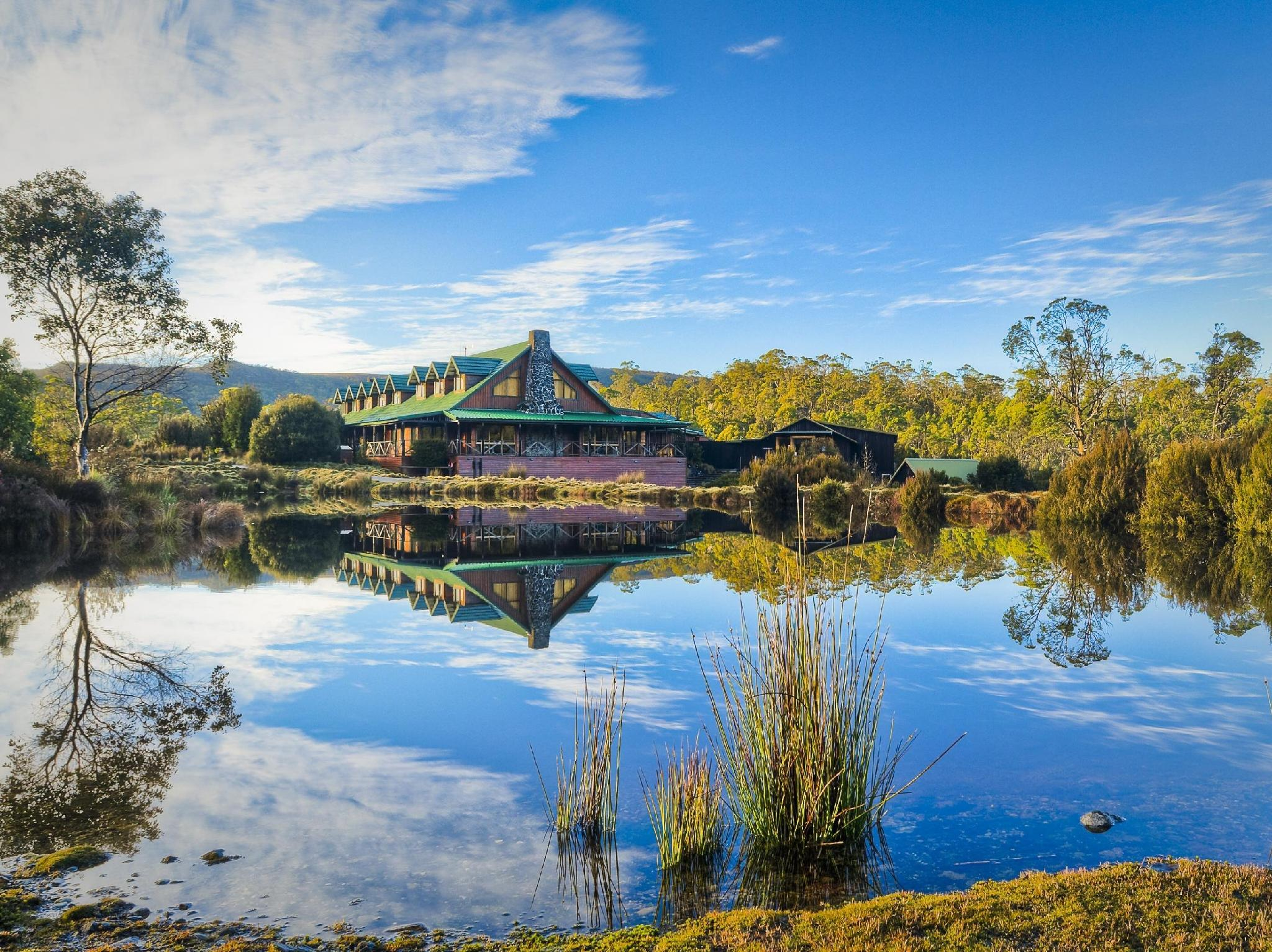 Peppers Cradle Mountain Lodge - Hotell och Boende i Australien , Cradle Mountain