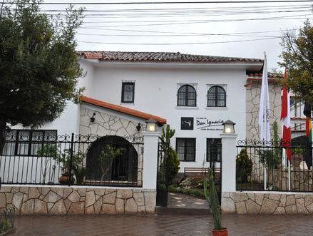 La Casa de Don Ignacio - Hotell och Boende i Peru i Sydamerika