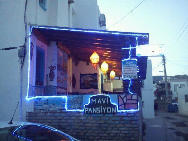 Mavi Pansiyon Guest House