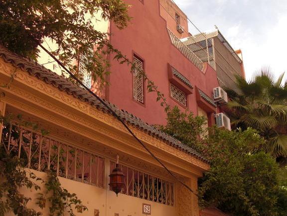Villa Marguerite Marrakech Bed And Breakfast