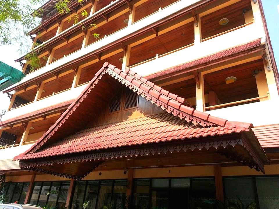 Theplangsy Hotel - Hotels and Accommodation in Laos, Asia