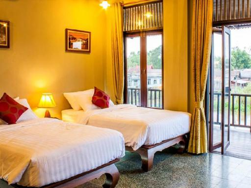 The Bank River House hotel accepts paypal in Ayutthaya
