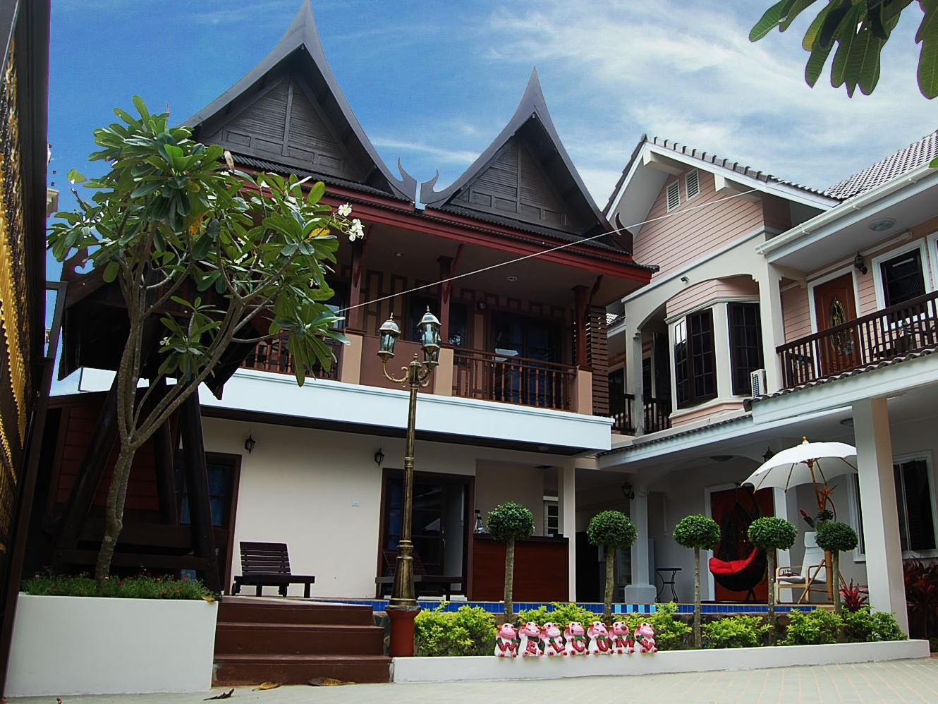 Nasuk House Cha-Am - Hotels and Accommodation in Thailand, Asia