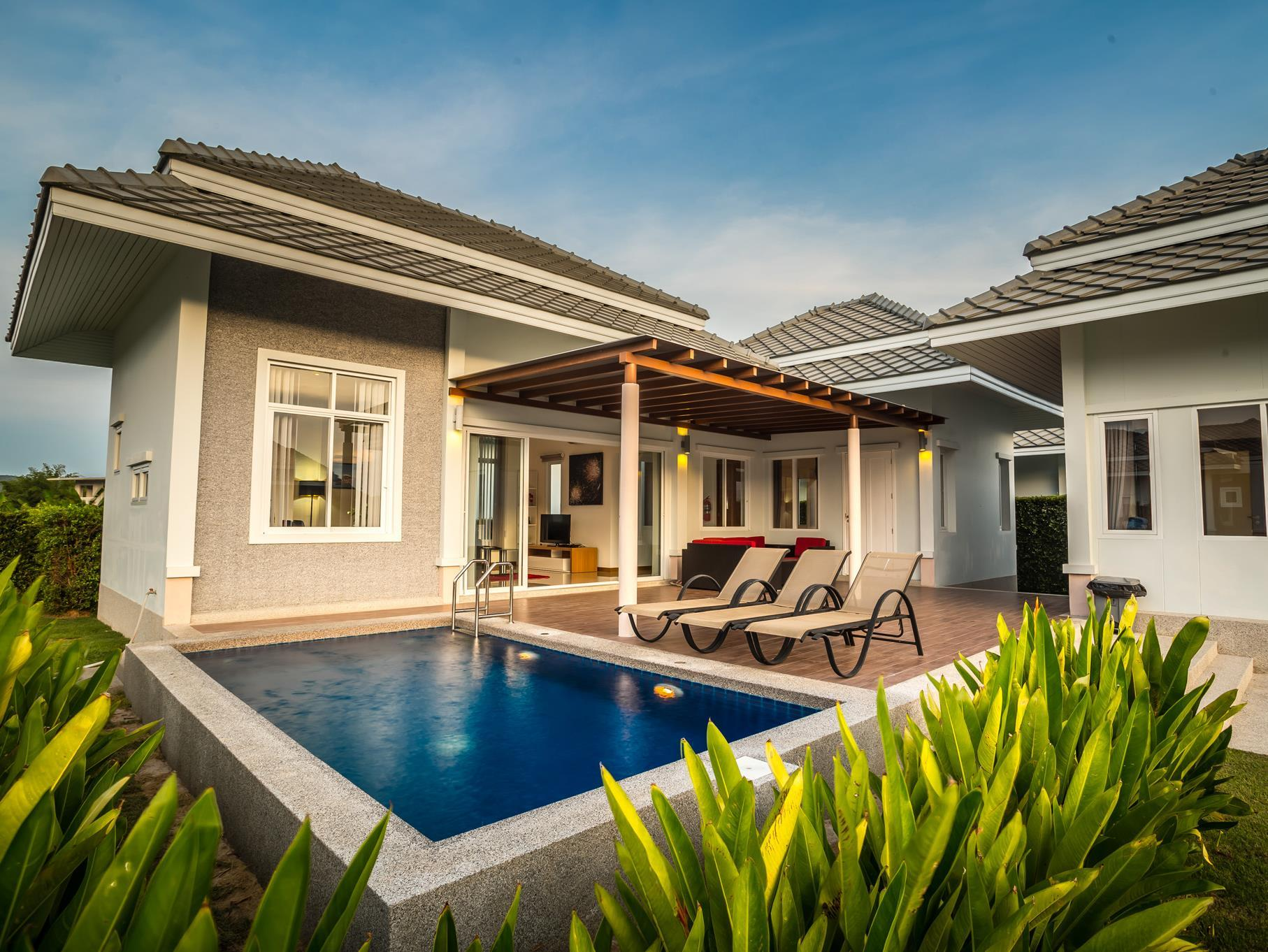 Black Mountain Hua Hin Resort - Hotels and Accommodation in Thailand, Asia