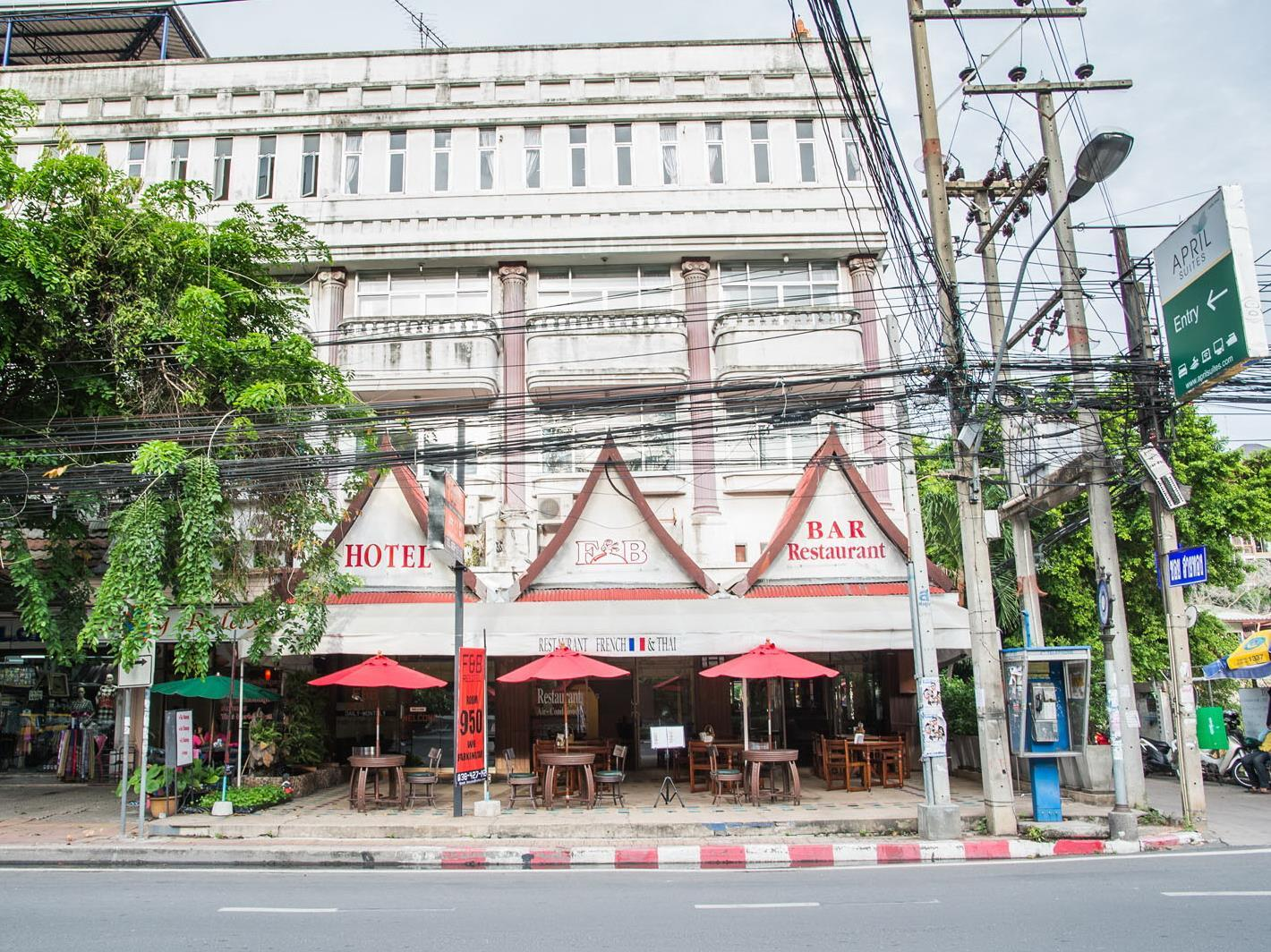 F and B Hotel-Bar-Restaurant
