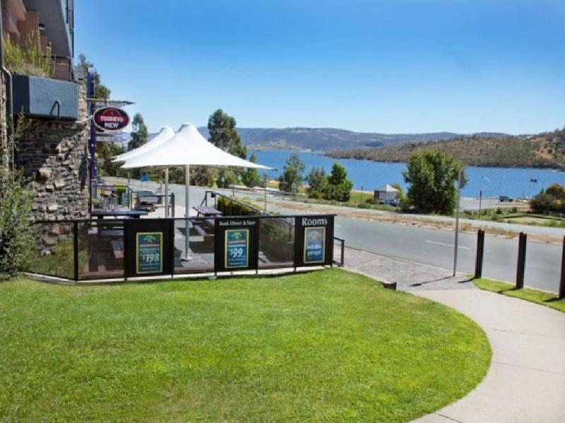 Banjo Paterson Inn - Hotell och Boende i Australien , Jindabyne