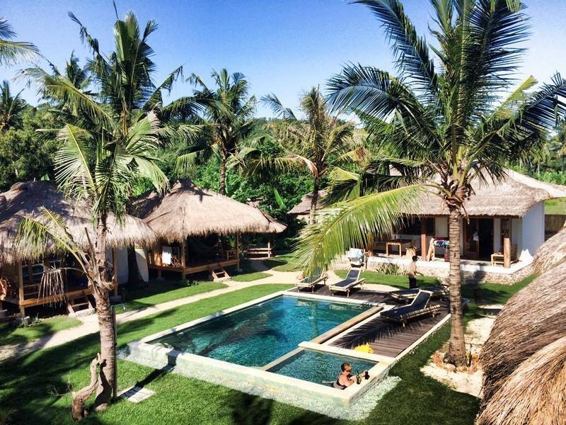 Bombora Bungalows - Hotels and Accommodation in Indonesia, Asia