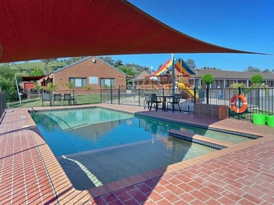 Comfort Inn & Suites Blazing Stump - Hotell och Boende i Australien , Wodonga