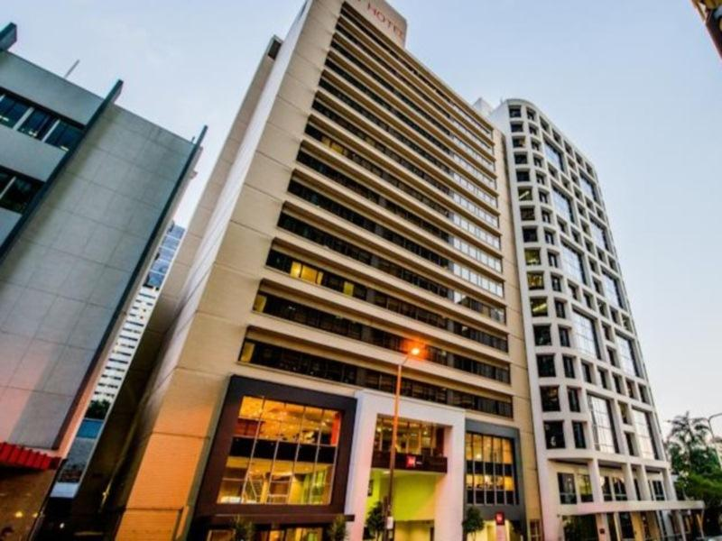 Ibis Brisbane Hotel - Hotell och Boende i Australien , Brisbane