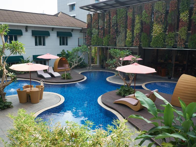 Patra Comfort Bandung - Hotels and Accommodation in Indonesia, Asia
