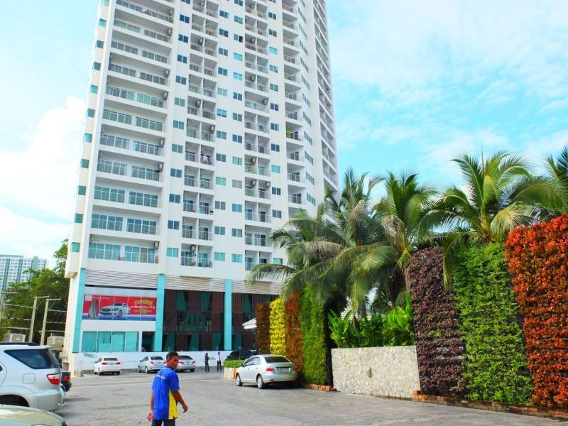 AD Condominium Wong Amat Room No 118 - Hotels and Accommodation in Thailand, Asia