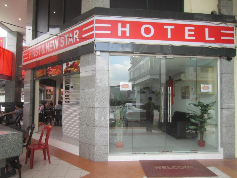 First and New Star Hotel - Hotels and Accommodation in Malaysia, Asia