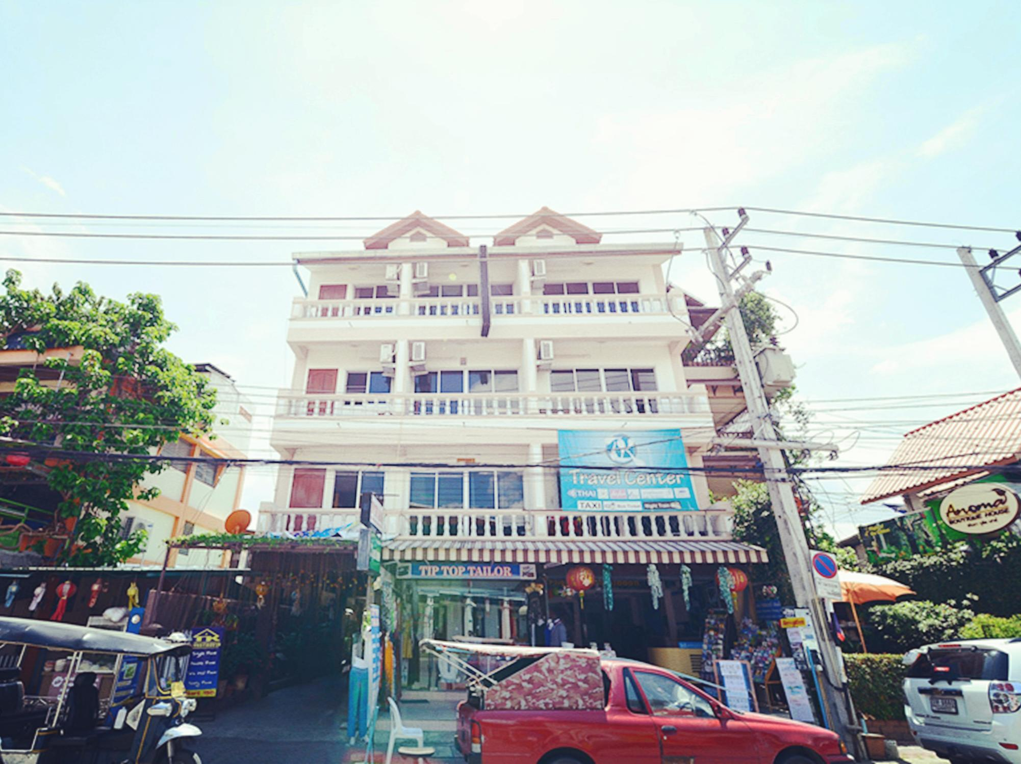 KEY HOTEL@Old City Center - Hotels and Accommodation in Thailand, Asia