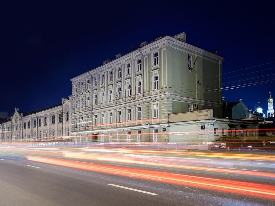 Post Hotel Mohovaya