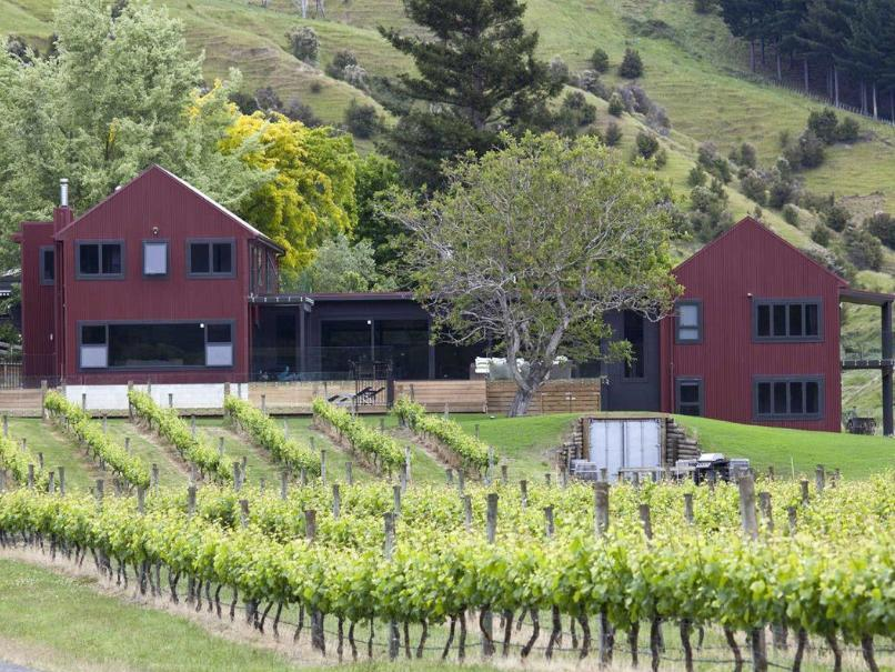 Kiwiesque - Luxury Vineyard Accommodation - Hotels and Accommodation in New Zealand, Pacific Ocean And Australia