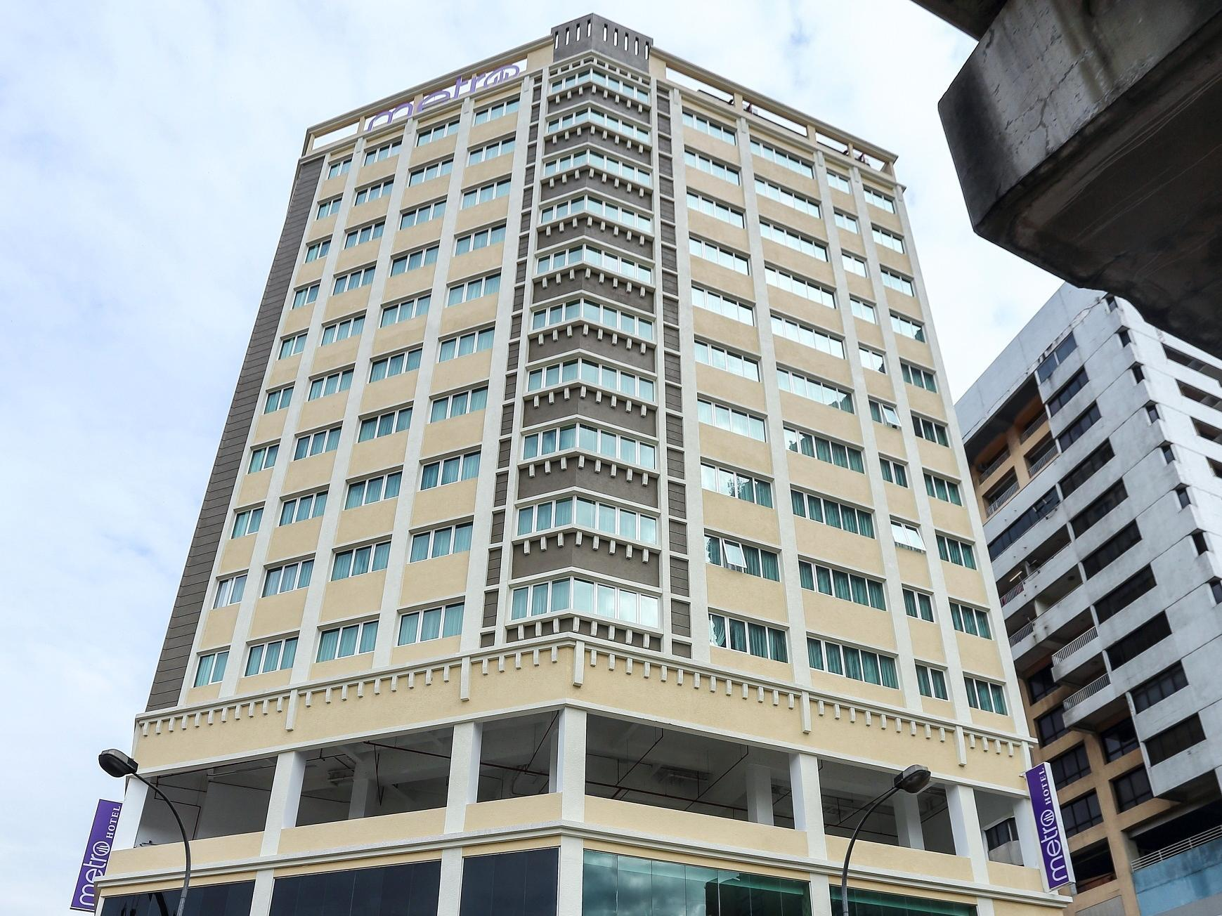 Metro Hotel Bukit Bintang - Hotels and Accommodation in Malaysia, Asia
