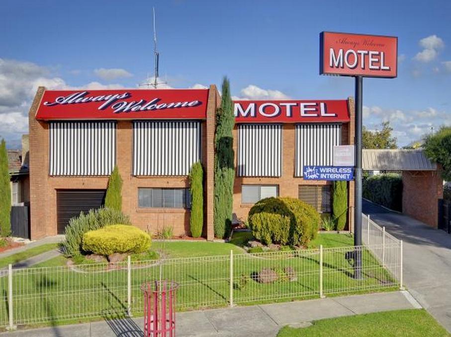 Always Welcome Motel - Hotell och Boende i Australien , Morwell