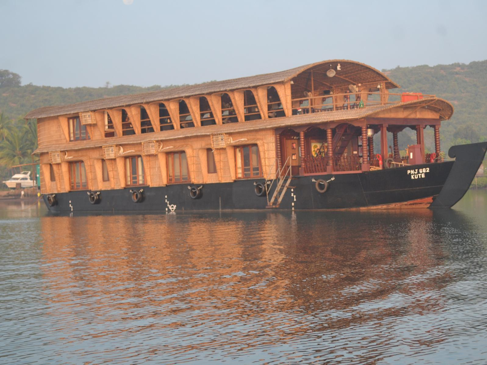Shri Kute A Luxury Cruise - North Goa