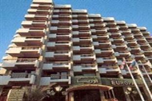 ヨーロッパ ホテルの外観
