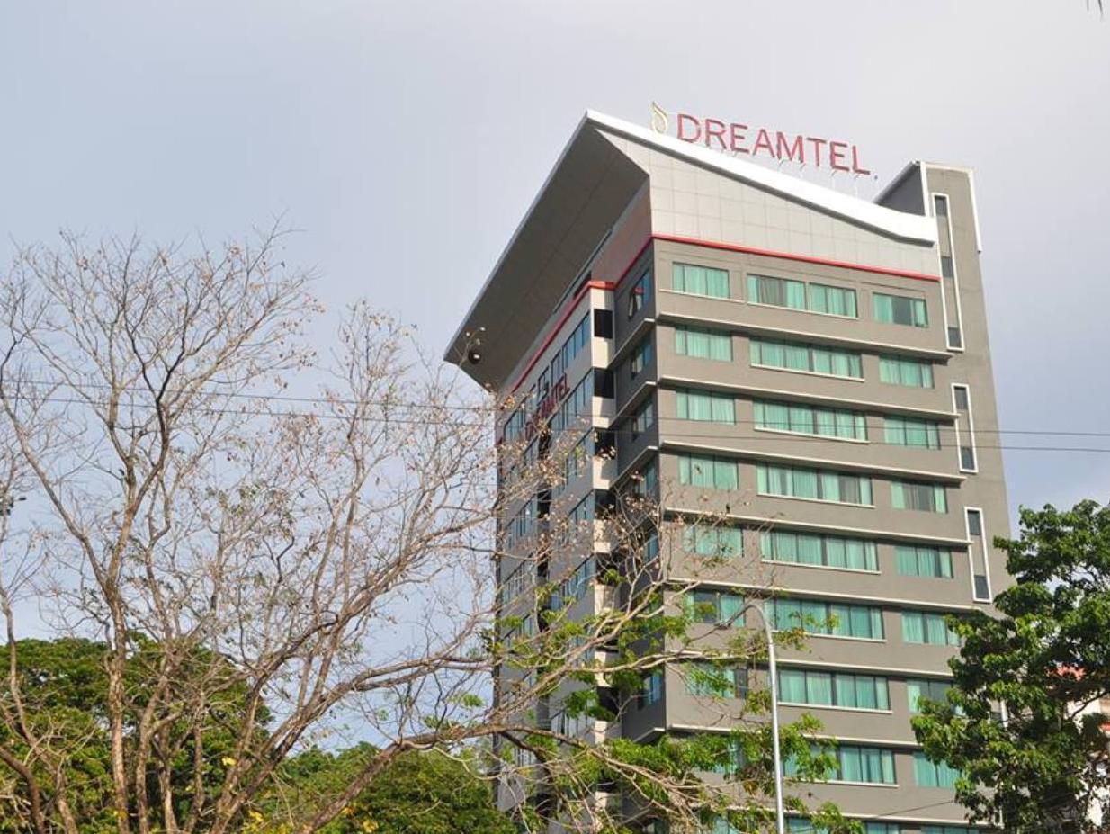 โรงแรมดรีมเท็ล โกตา คินาบาลู