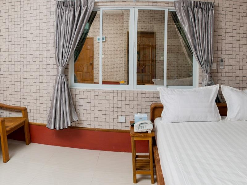Aung Tha Pyay Hotel 2 - Hotels and Accommodation in Myanmar, Asia