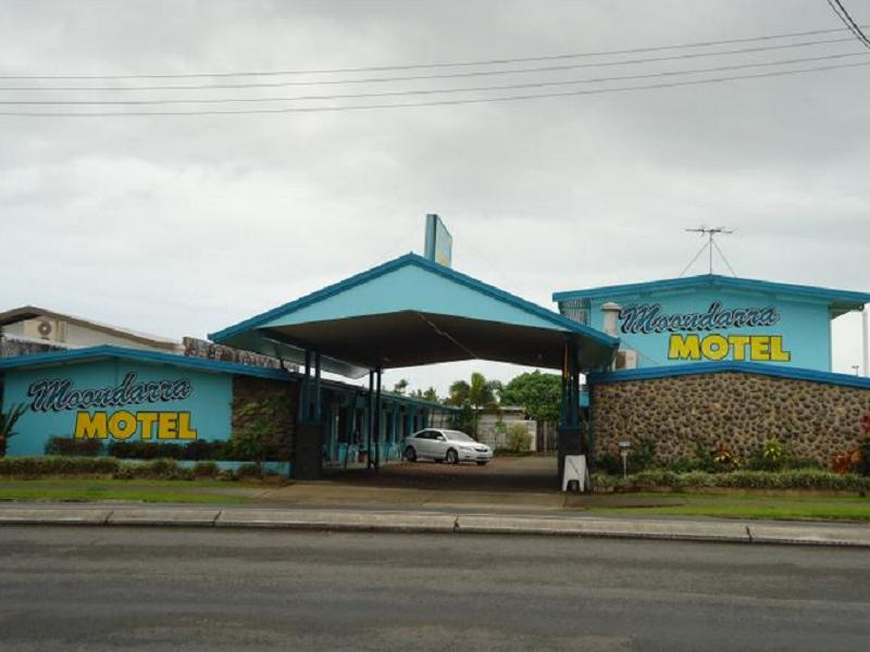 Moondarra Motel - Hotell och Boende i Australien , Innisfail