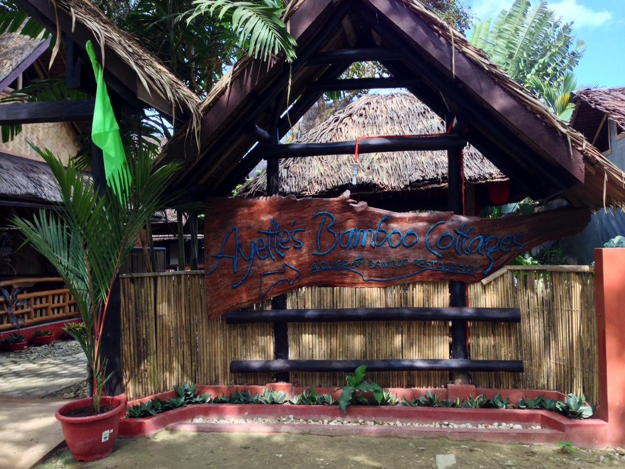 Ayette's Bamboo House Restaurant and Cottages - Hotels and Accommodation in Philippines, Asia