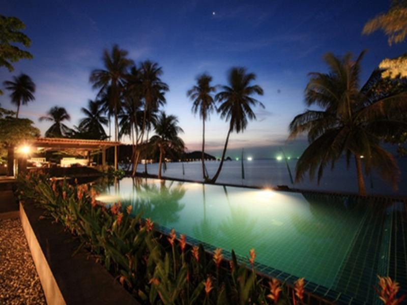 Seavana Koh Mak Beach Resort - Hotels and Accommodation in Thailand, Asia