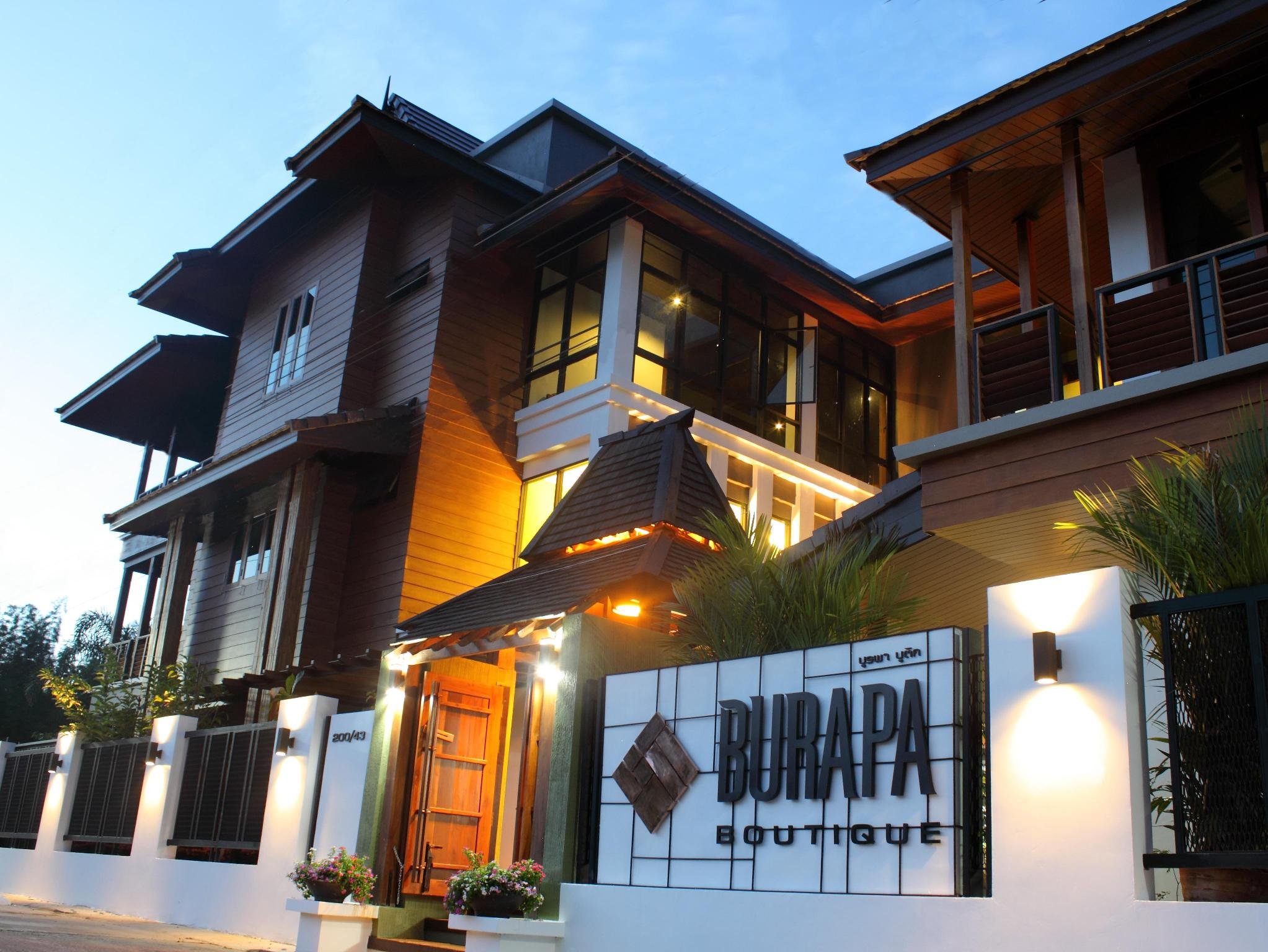 Burapa Boutique - Hotels and Accommodation in Thailand, Asia