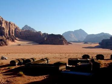 Rum Stars Camp Hotel - Hotels and Accommodation in Jordan, Middle East