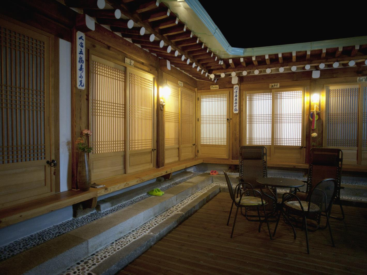 Gung Hanok Guesthouse - Hotels and Accommodation in South Korea, Asia