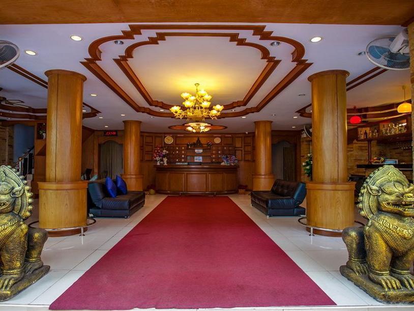 โรงแรมซีซีพรทิพย์