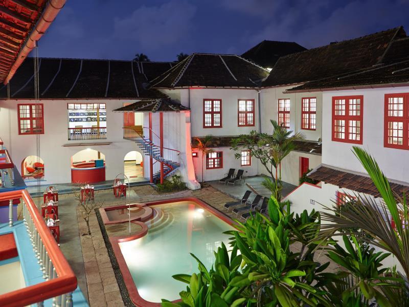 Spice Fort Hotel - Kochi / Cochin