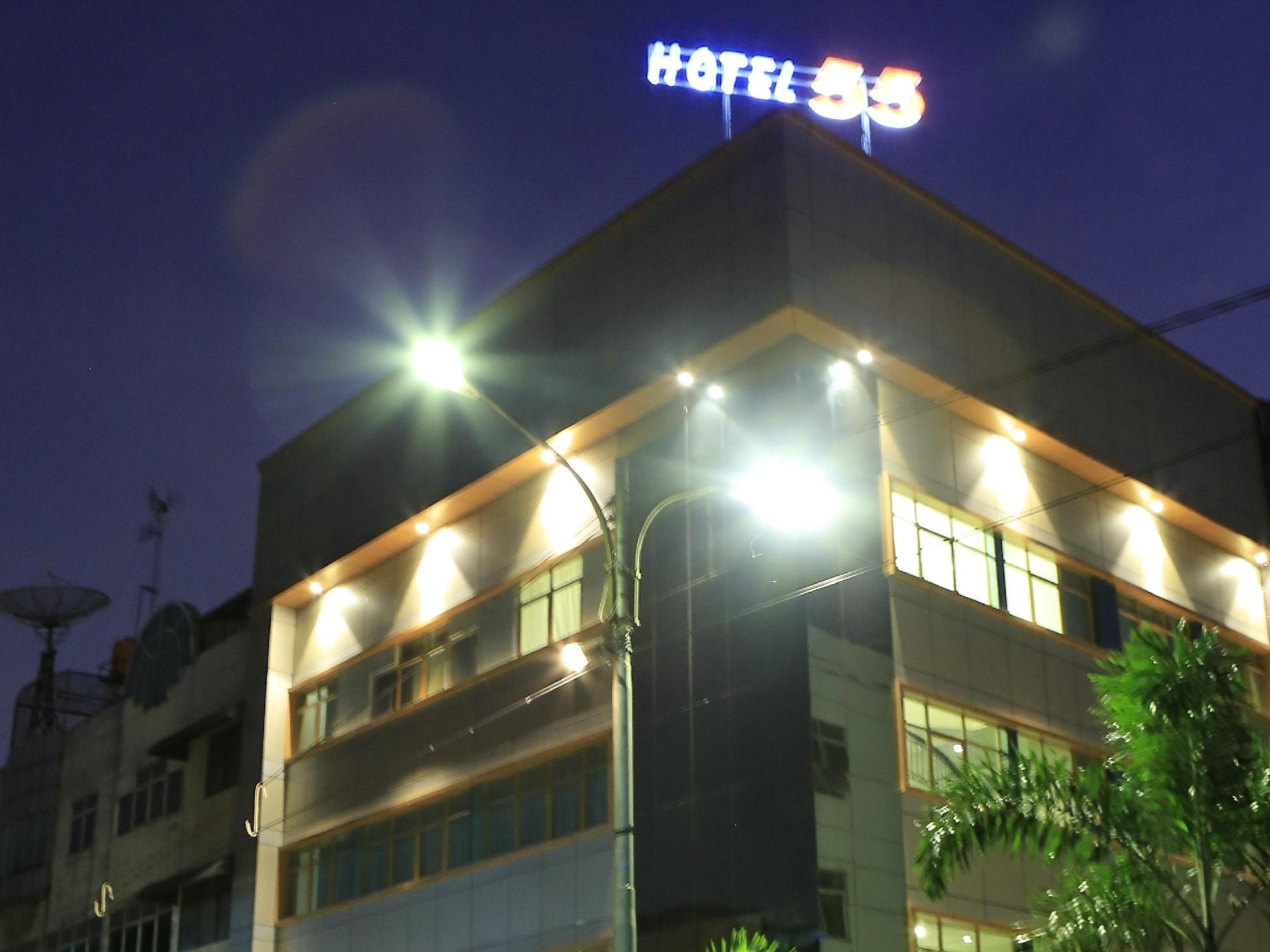 Hotel 55 - Hotels and Accommodation in Indonesia, Asia