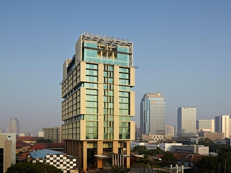 Fraser Residence Menteng Jakarta - Hotels and Accommodation in Indonesia, Asia