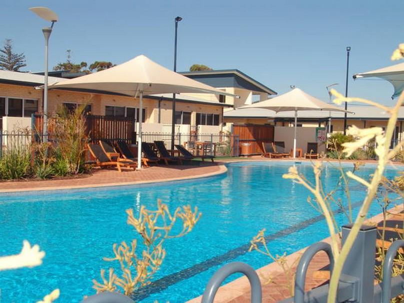 Mariner Waters Apartments - Hotell och Boende i Australien , Geraldton