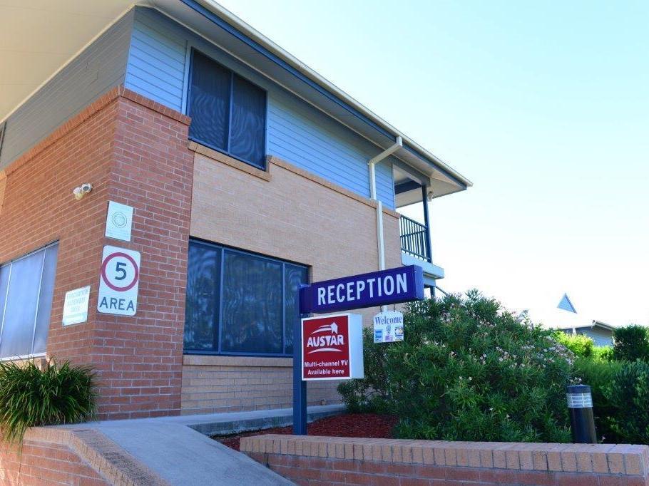 Albert Motel - Hotell och Boende i Australien , Moree